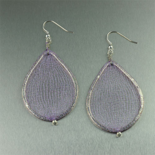 Monterey Italian Mesh Earrings Collection