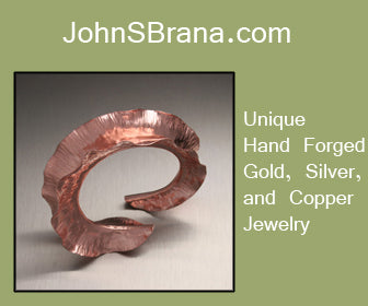 Handmade Jewelry Affiliate Program Banner Ad for Your Jewelry Blog