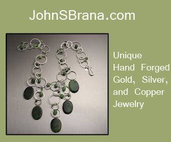 Handmade Jewelry Blog by San Francisco Jewelry Designer John S Brana