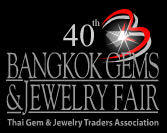 40th Bangkok Gems & Jewelry Fair