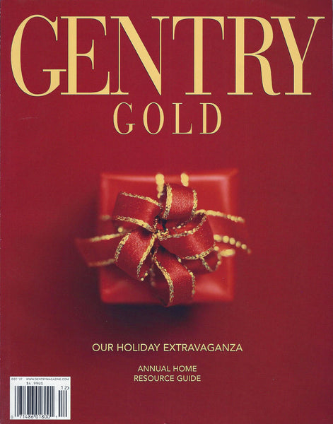 Gentry Magazine - Luxury Edition