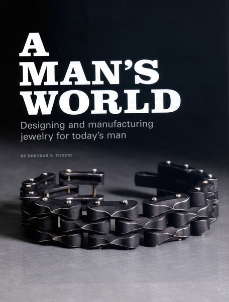 Designing and Manufacturing Jewelry for Todays Man