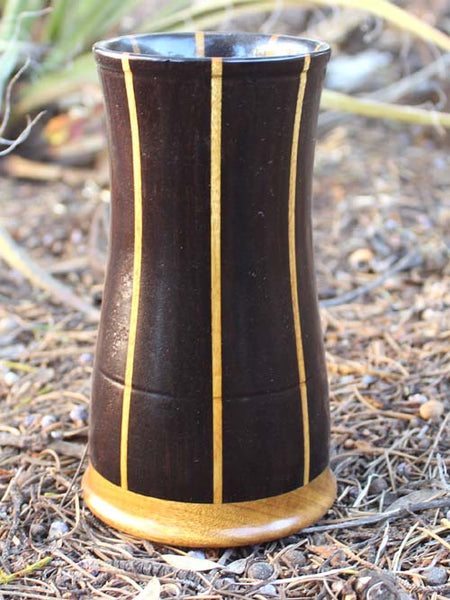 Wenge and Canarywood Tumbler