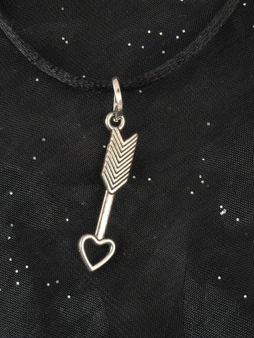Choker/Arrow with Heart CH1006