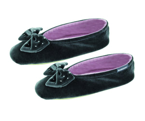 cotton ballerina slipper for girls