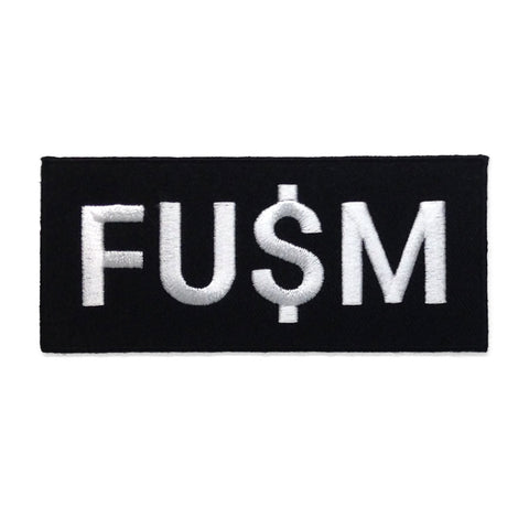 FU$M Patch