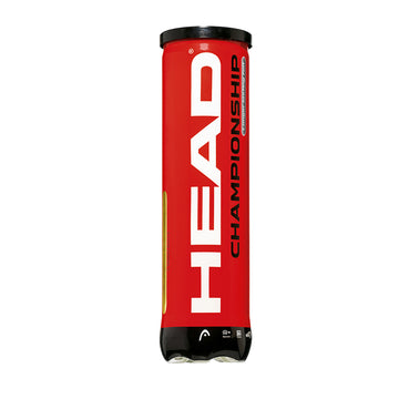 Head Championship Tennis Balls - 4 ball can