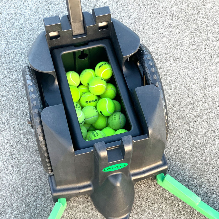 Tennis Ball Collector