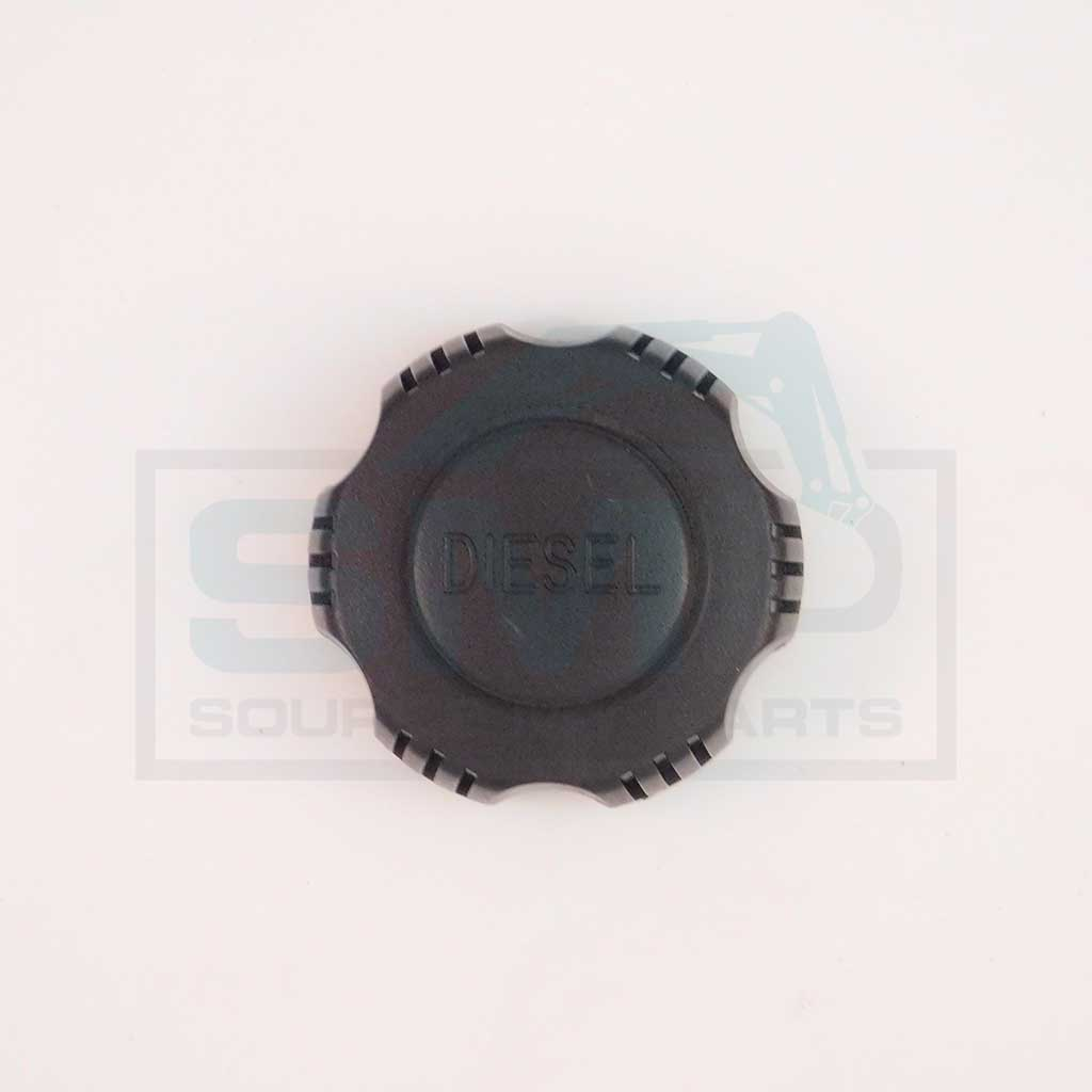 CAP FUEL TANK, SCREW TYPE DS70 - 0104093