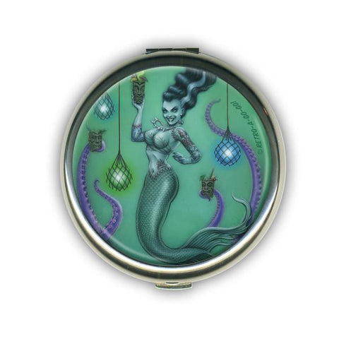 COMPACT MIRROR - Franken Mermaid