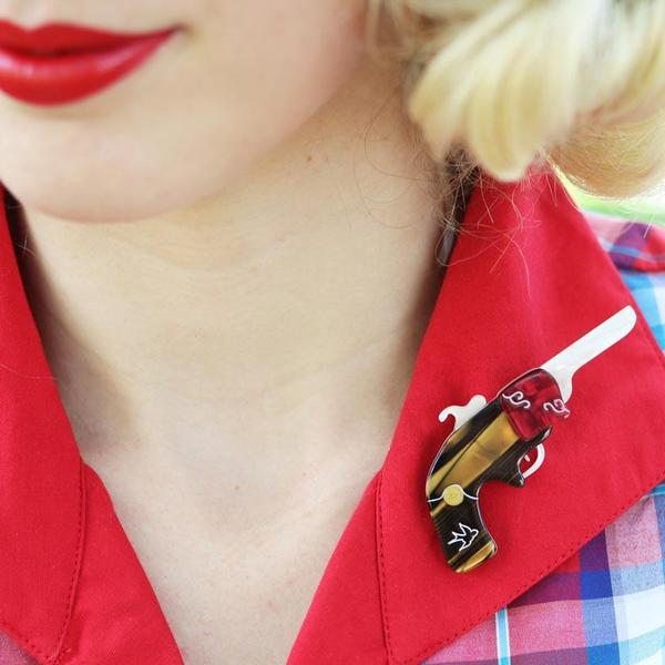 BROOCH - Reach For The Sky - Atomic Retro