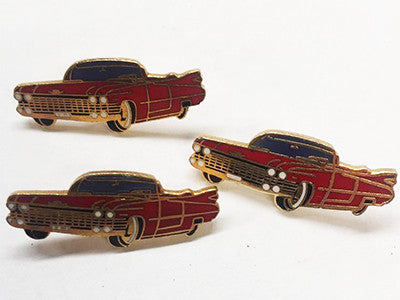 LAPEL BADGES / BROOCHES -  Cadillac Front End