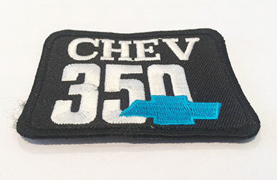 CLOTH PATCHES - 350 chev