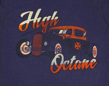 GUYS TEES - La Marca Del Diablo - HIGH OCTANE COUPE