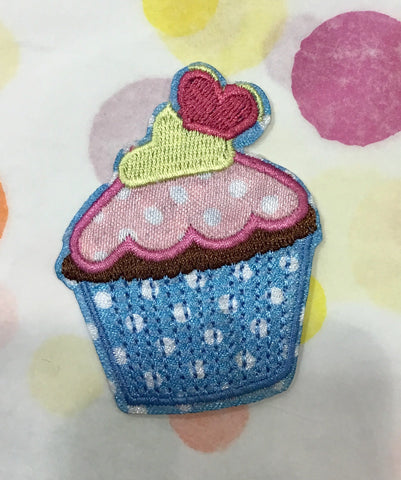 CLOTH PATCH - Cupcake