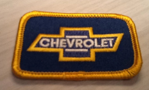 CLOTH PATCHES - Retro Chevrolet
