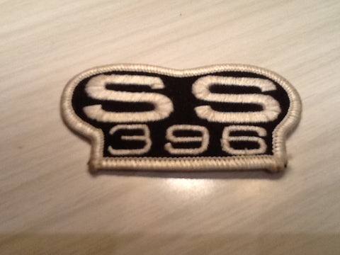 CLOTH PATCHES - Chev SS 396
