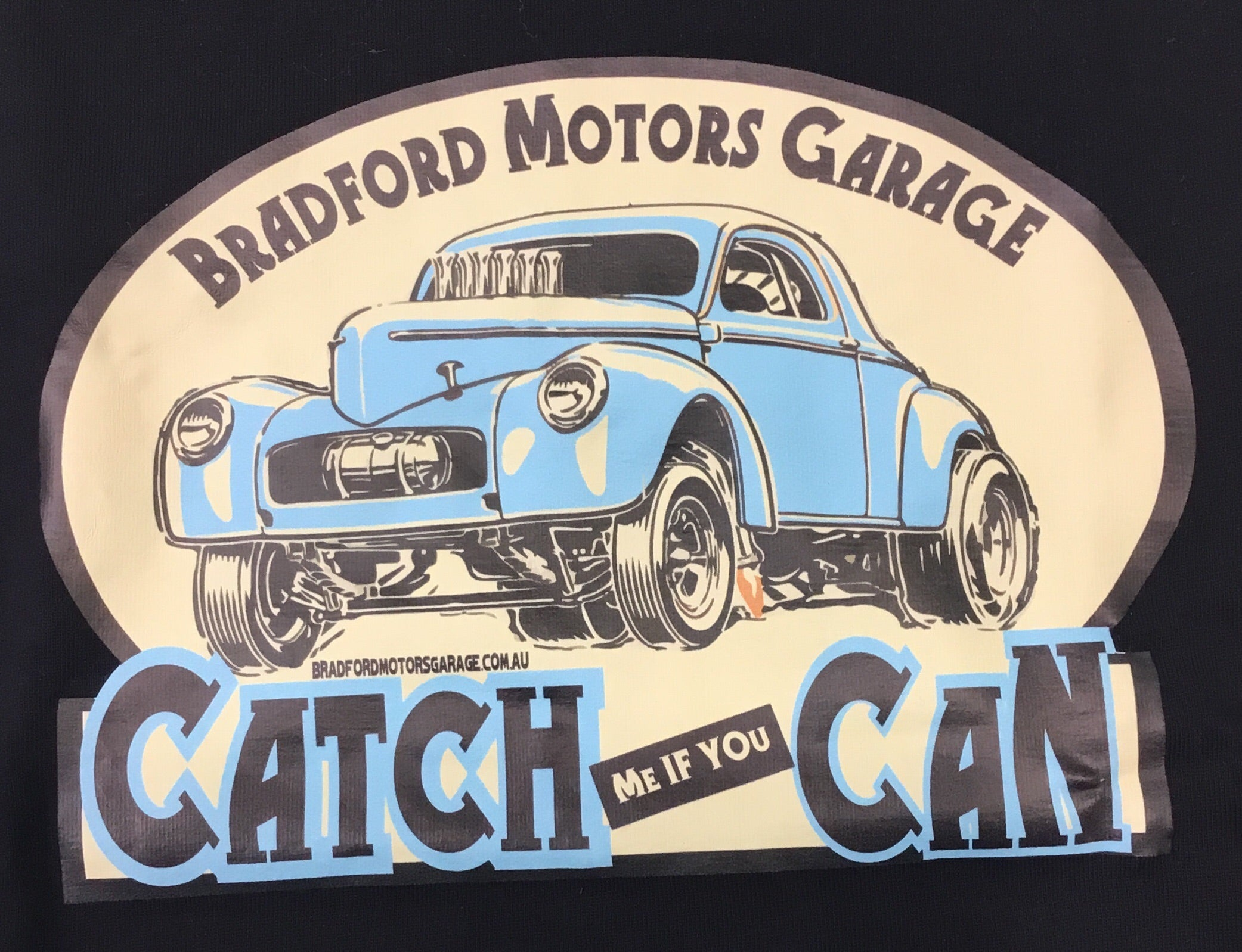 KIDS TEES - CATCH ME IF YOU CAN