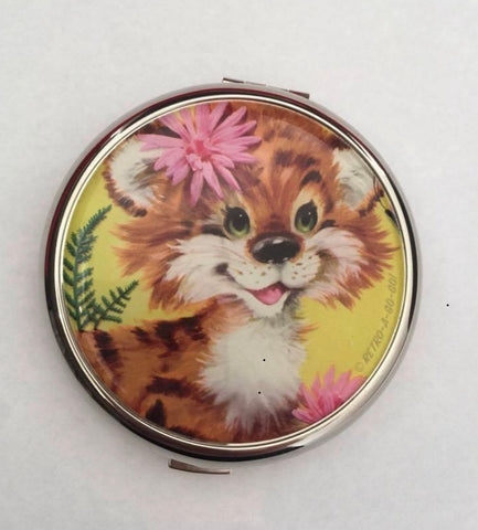 COMPACT MIRROR - Lil' Lioness