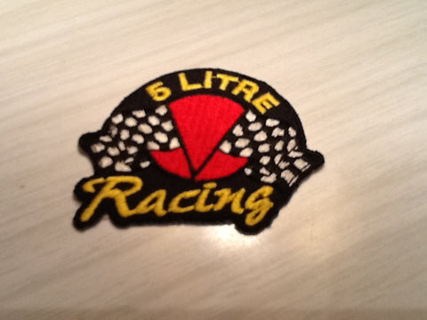 CLOTH PATCHES - 5 litre Racing Small