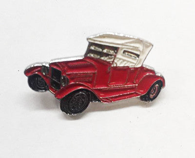 LAPEL BADGES / BROOCHES -  Hot Rod 28 Roadster