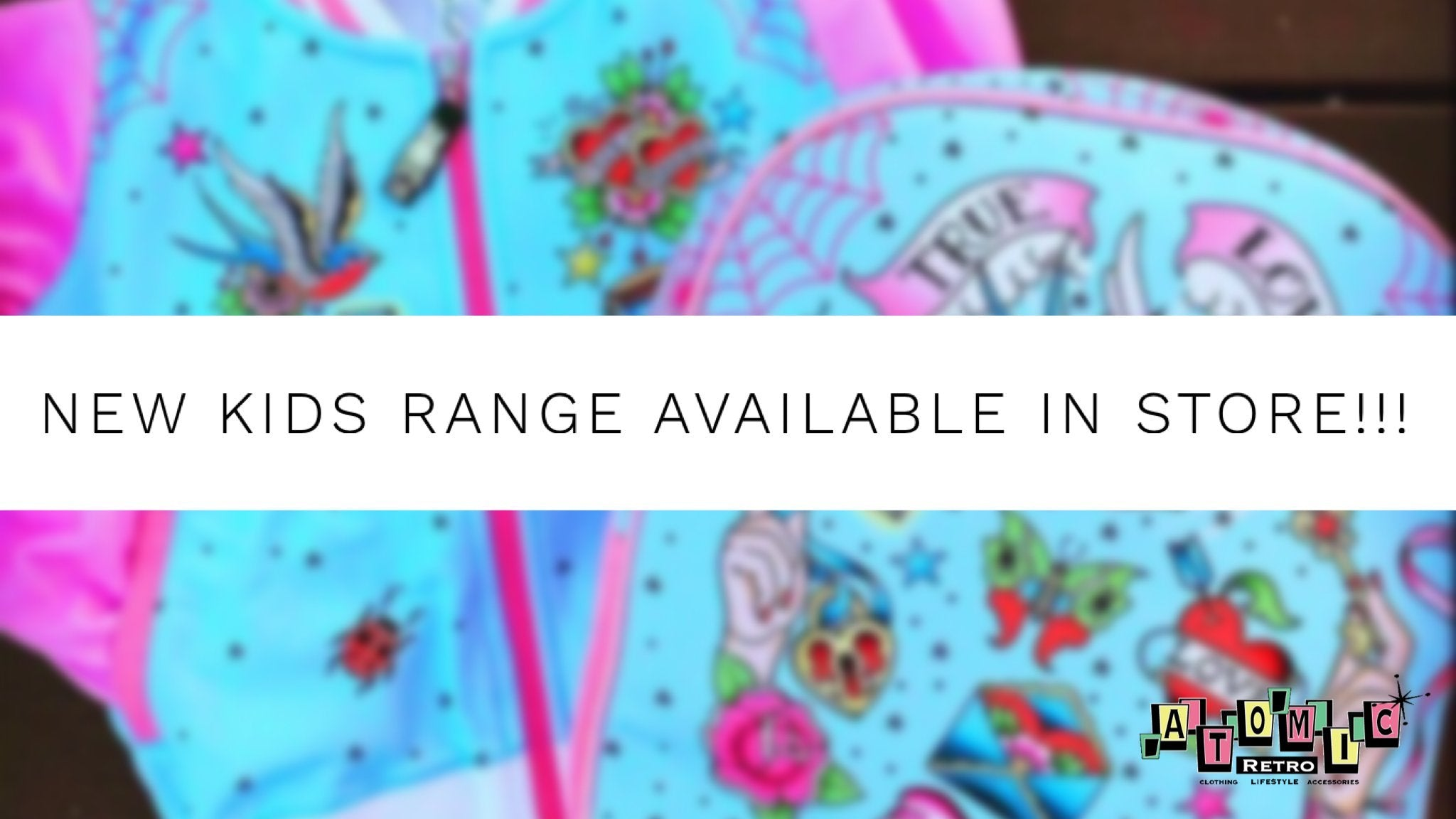 New kids range available!