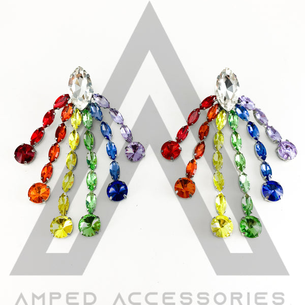 Pride Fringe Earrings