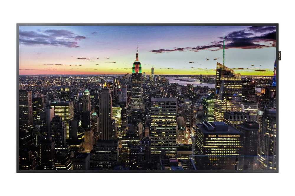 Samsung QM65 UHD Digital Signage Display