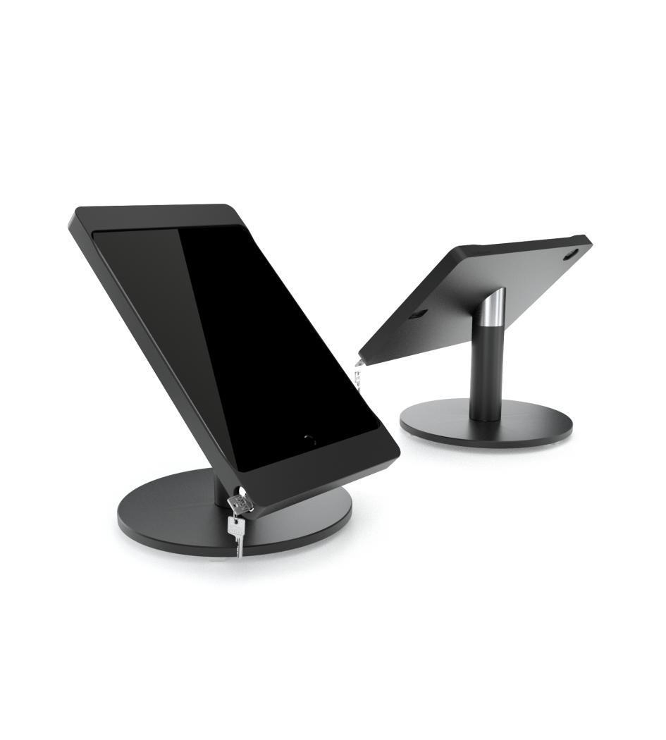 "7.9"" to 8"" • Slim Desk Stand"