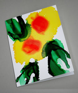 Flowers in Color Notecards