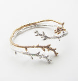 Twig Wrapping Bracelet