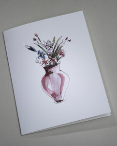 Flower Vase Notecards