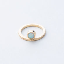 Load image into Gallery viewer, Opal and Yellow Gold (One of a Kind)