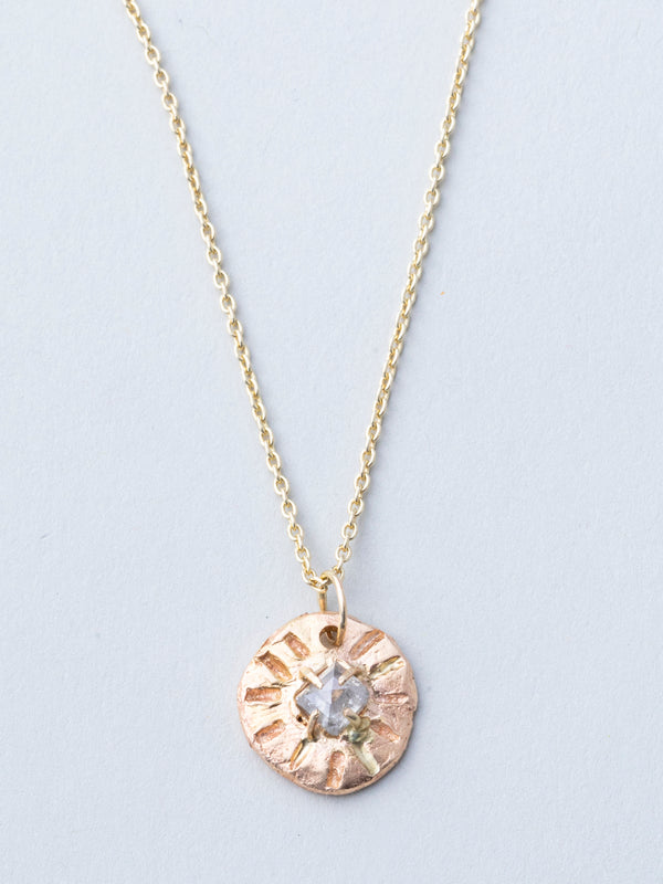 Diamond and Gold Circle (Currently Available at LINGG)