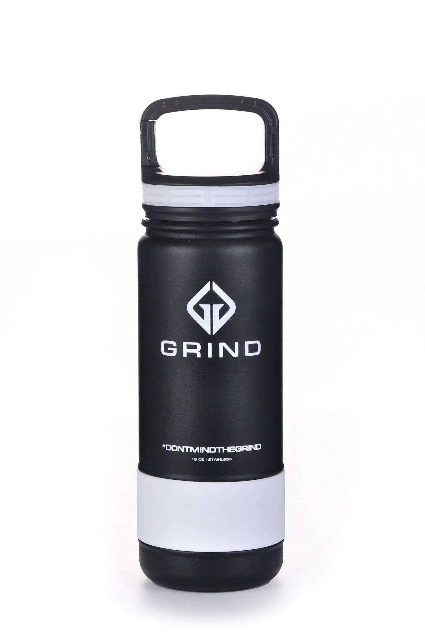 18 OZ Water Flask - Grind