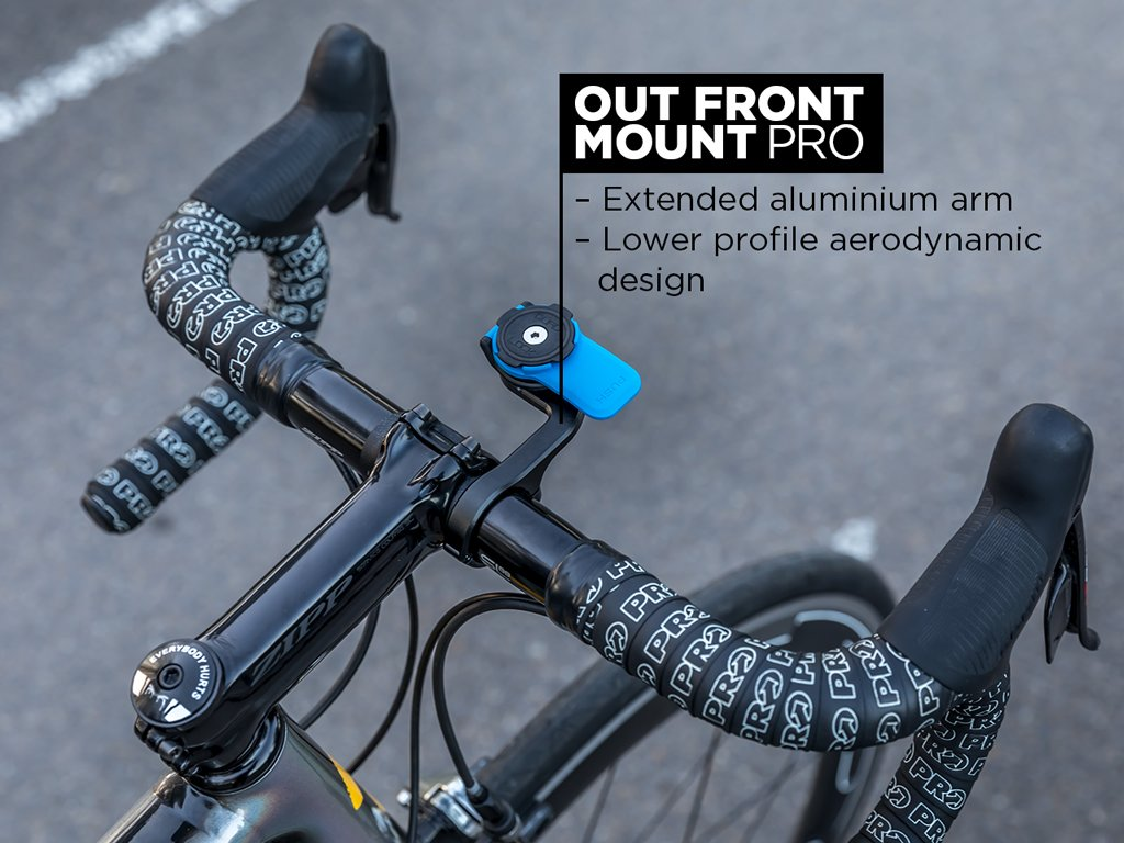 out front mount pro for serious cyclists