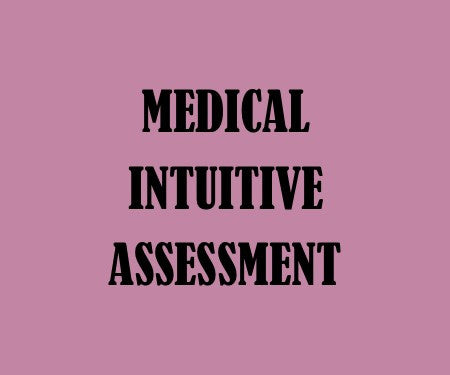 Medical Intuitive Consultation
