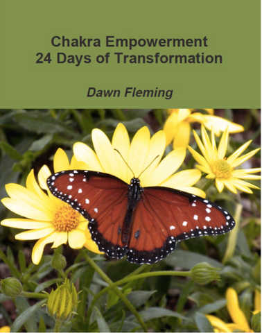 Chakra Empowerment: 24 Days of Transformation