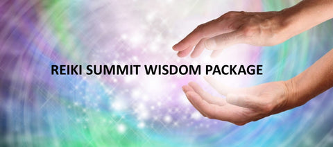 Reiki Summit Wisdom Package