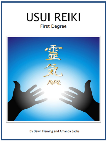 Reiki I and II Manuals