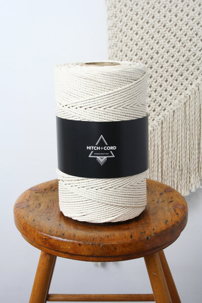 1000' Cotton Rope Spool