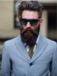 5 Beard Styles That Will Be Hugely Popular During No Shave