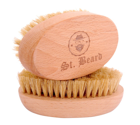 beard brush boar bristle