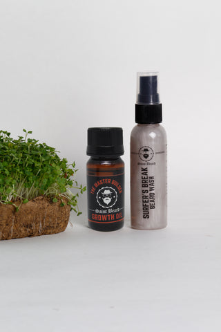 Beard Growth Oil - Accelerate your beard growth
