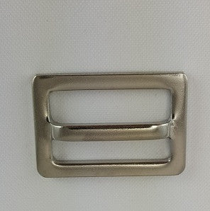 "Double Slide, 1"", Stainless Steel"
