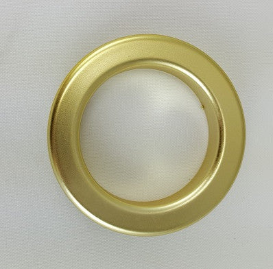 Matte Brass Grommets (single)