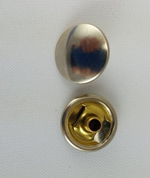 Nickel Plated Brass Cap