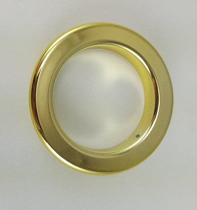 Polished Brass Grommets (single)