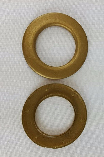 "Antique Brass Grommets, 1 1/8"" (10 pack)"