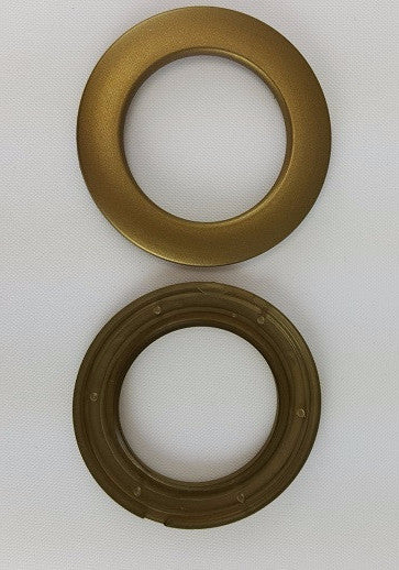 "Antique Brass Grommets, 1 3/8"" (10 pack)"